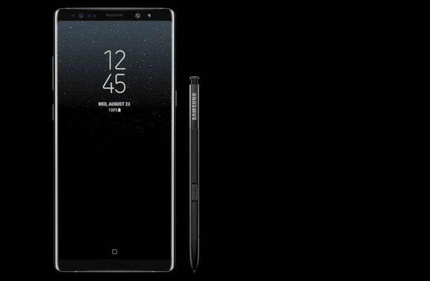 Samsung unveils Galaxy Note 8 with 6.3-inch screen & dual-camera