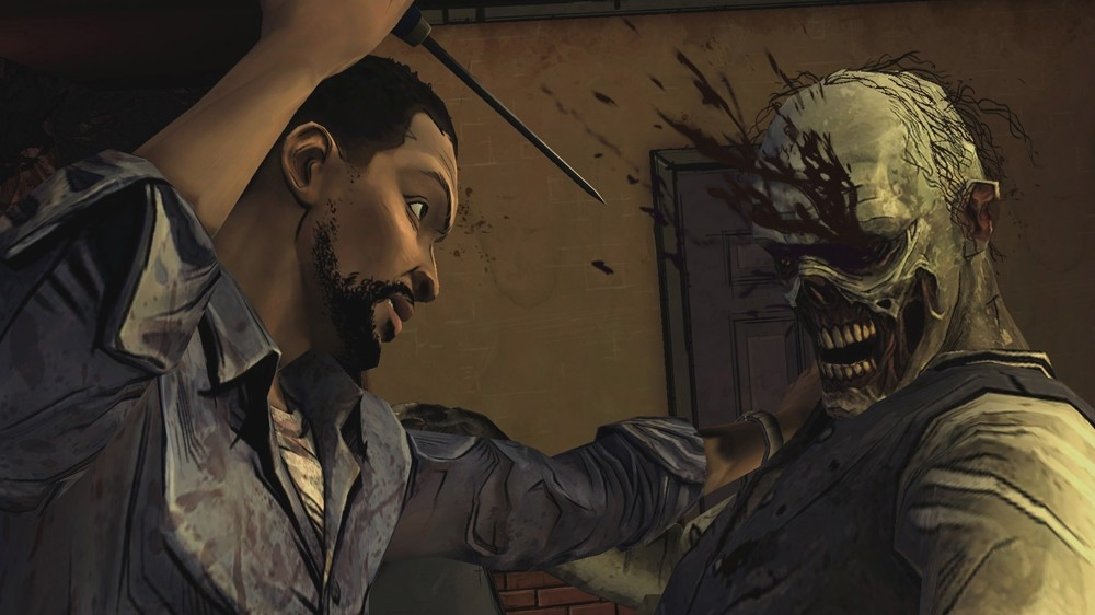 Telltale's The Walking Dead series is now backwards compatible on Xbox One
