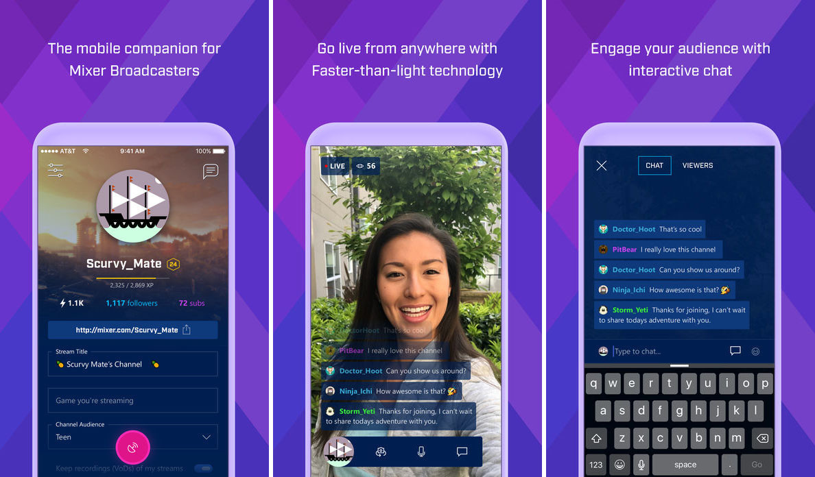 Microsoft Mixer Now Offers Game Broadcasting Feature for iOS and Android