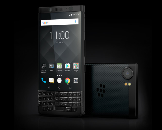 BlackBerry KEYOne Black Edition coming soon to other regions