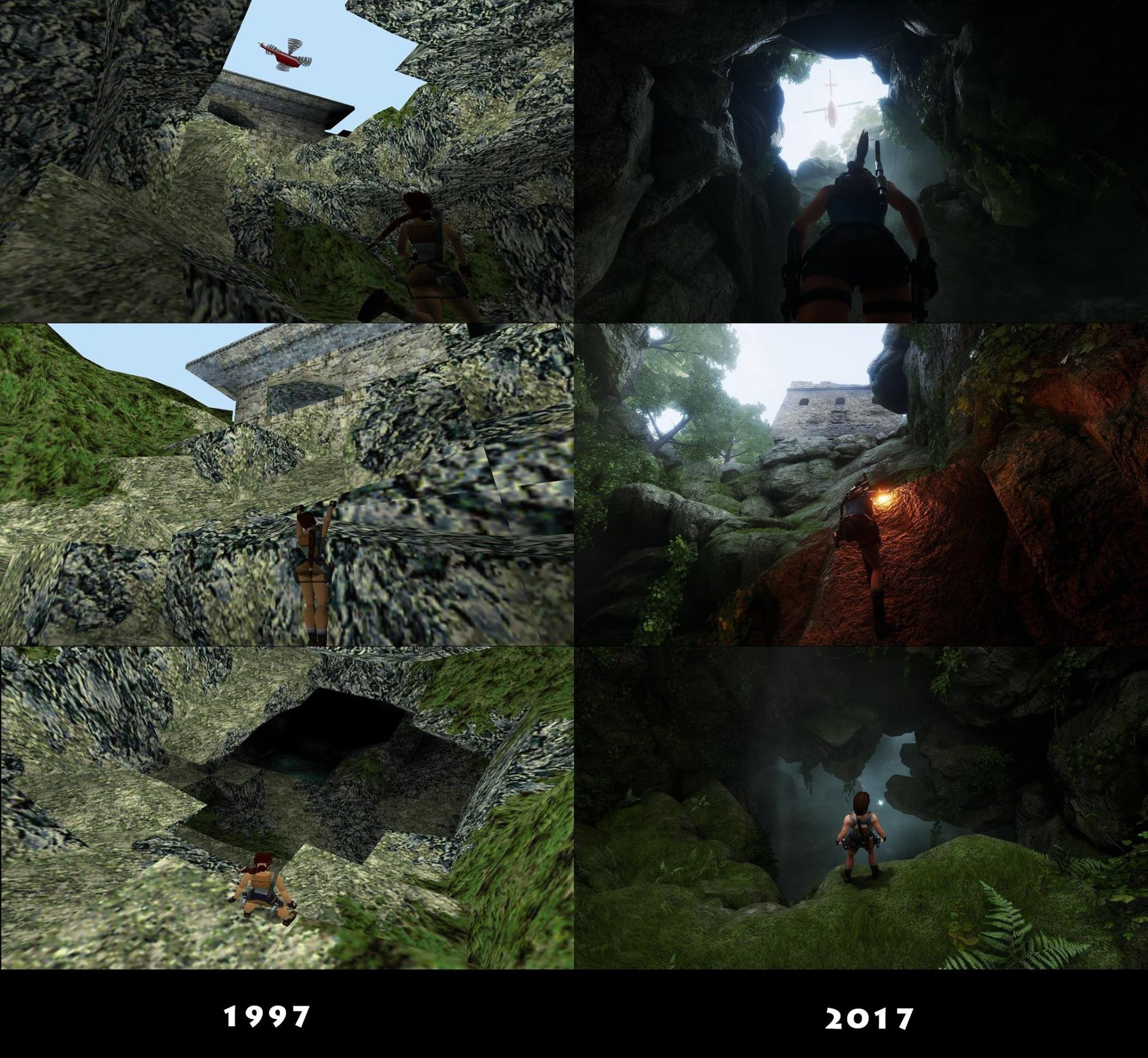 Tomb Raider Ii Is Making A Comeback With An Impressive Fan Remake
