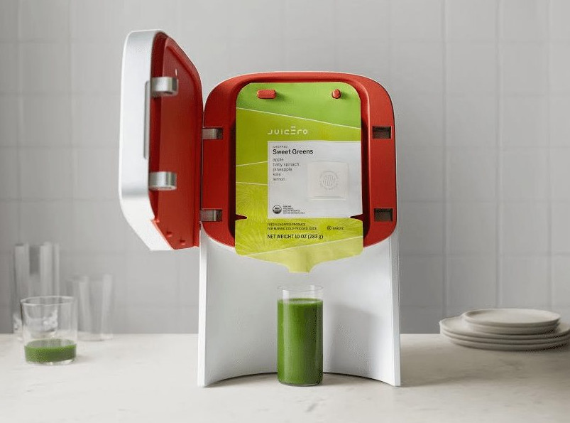 Startup Juicero Shutters Operations and Plans to Seek a Buyer