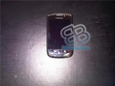 BlackBerry Slider Closed