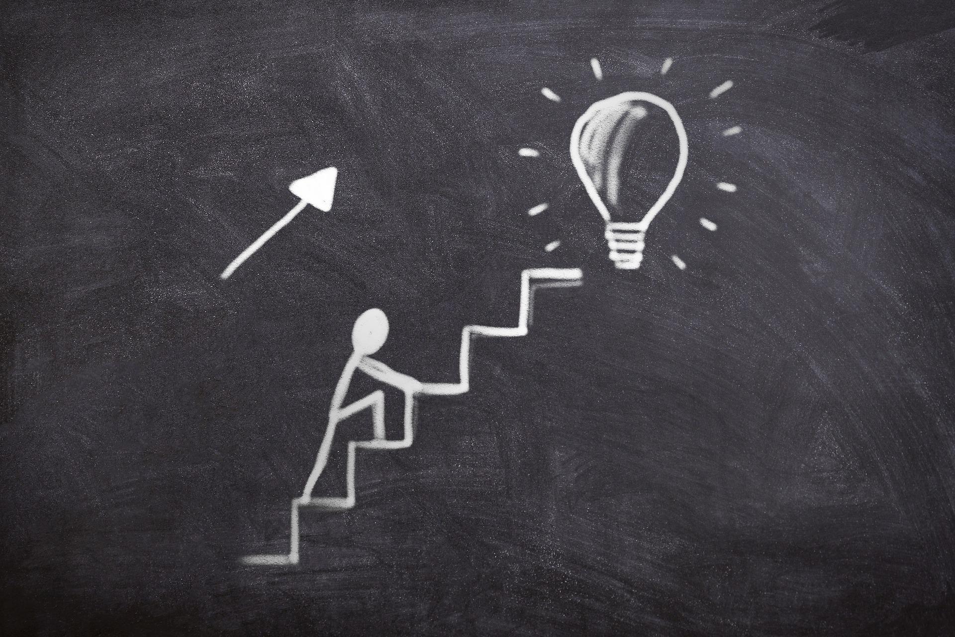 Definindo metas e alcançando objetivos
