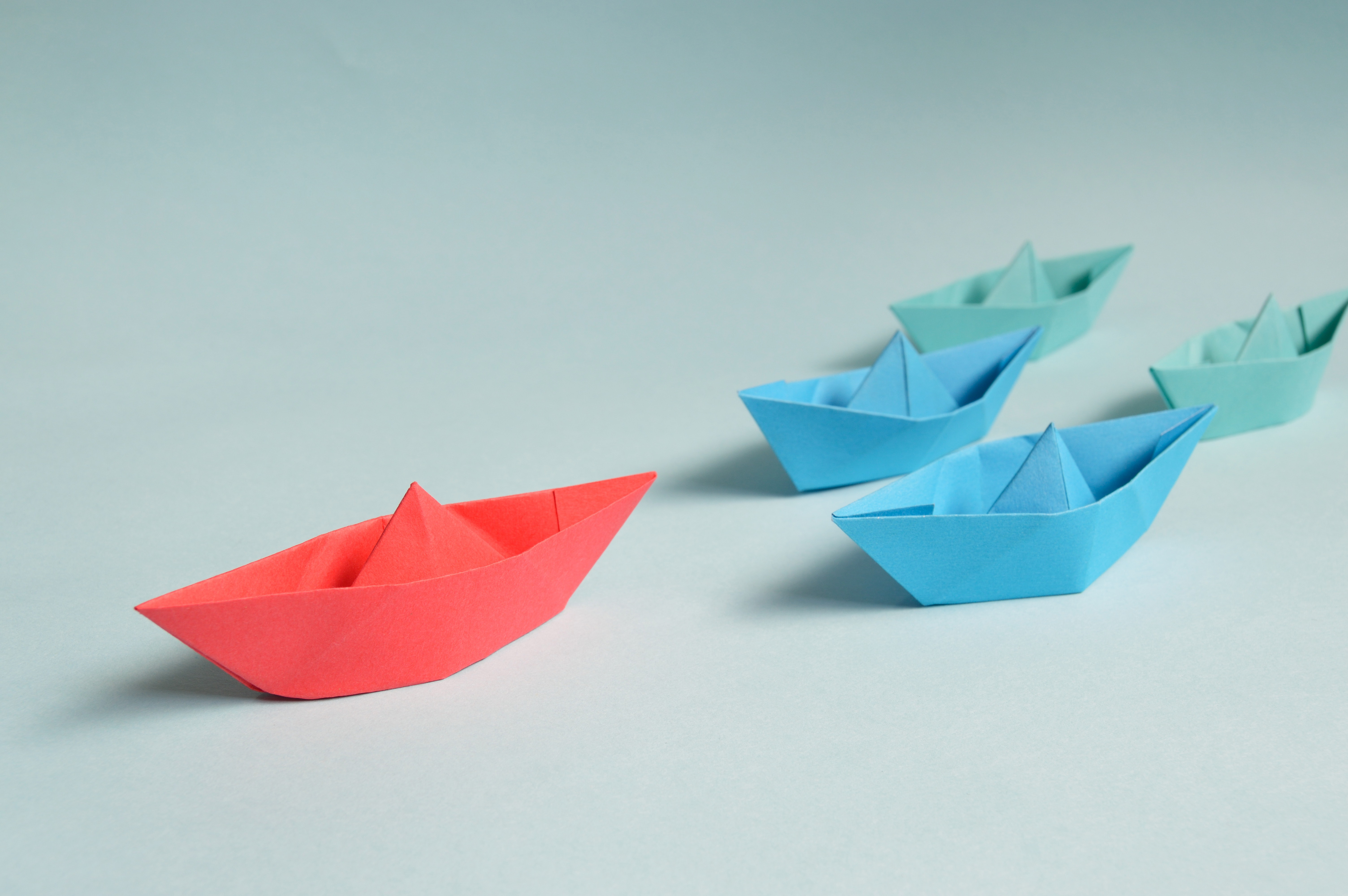 Tipo de liderança: pelo exemplo