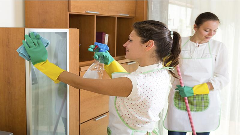 seguranca e limpeza eventos