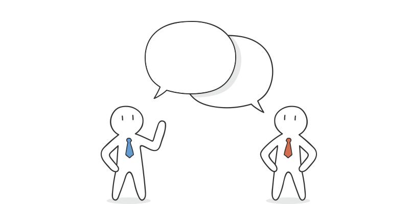 Utilizar discursos pouco atraentes