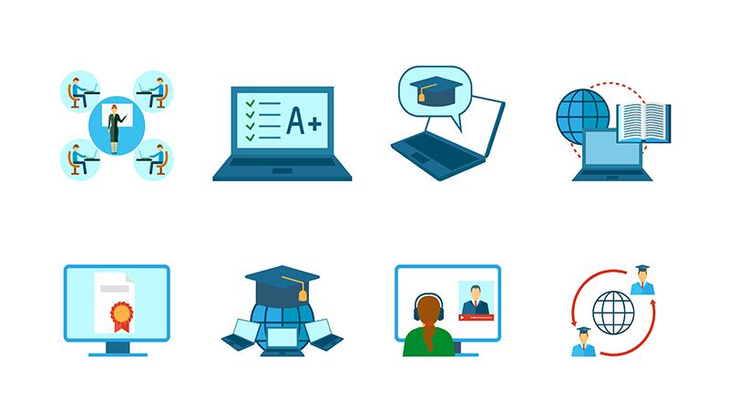 site para aumentar a venda de cursos online
