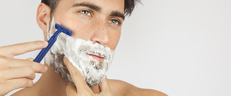 Barbear Lamina Foliculite