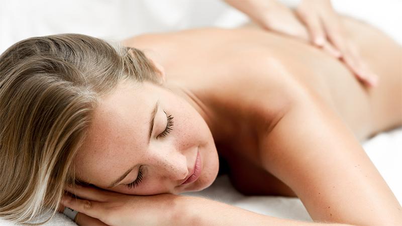 massagens corporais contra flacidez