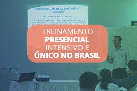 Curso Presencial Documento Autorizativo para Intervenção Abiental - DAIA - MG