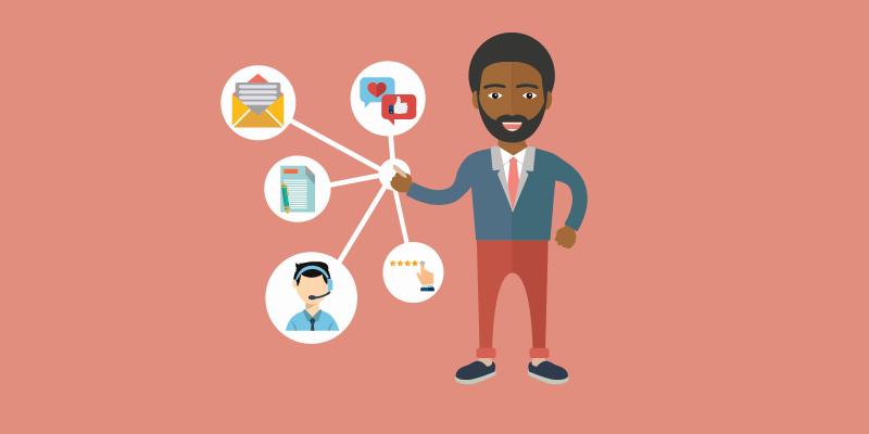 Conte com uma plataforma CRM de gestão de candidaturas