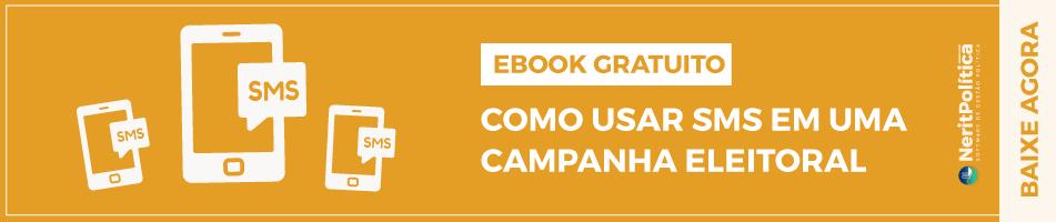 Ebook: como usar SMS em uma campanha eleitoral