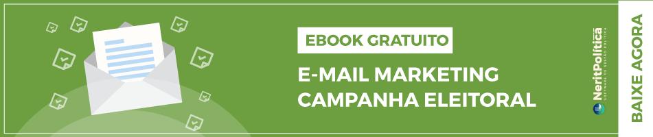 Ebook: E-mail marketing Campanha Eleitoral