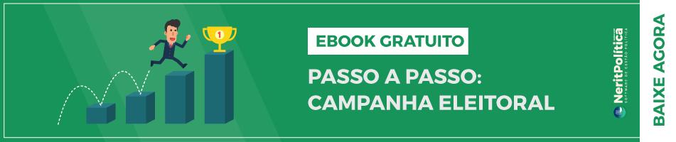 Ebook: passo a passo campanha eleitoral
