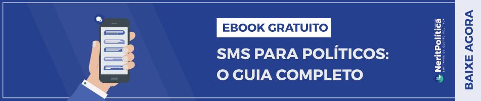 Ebook: SMS para políticos guia completo