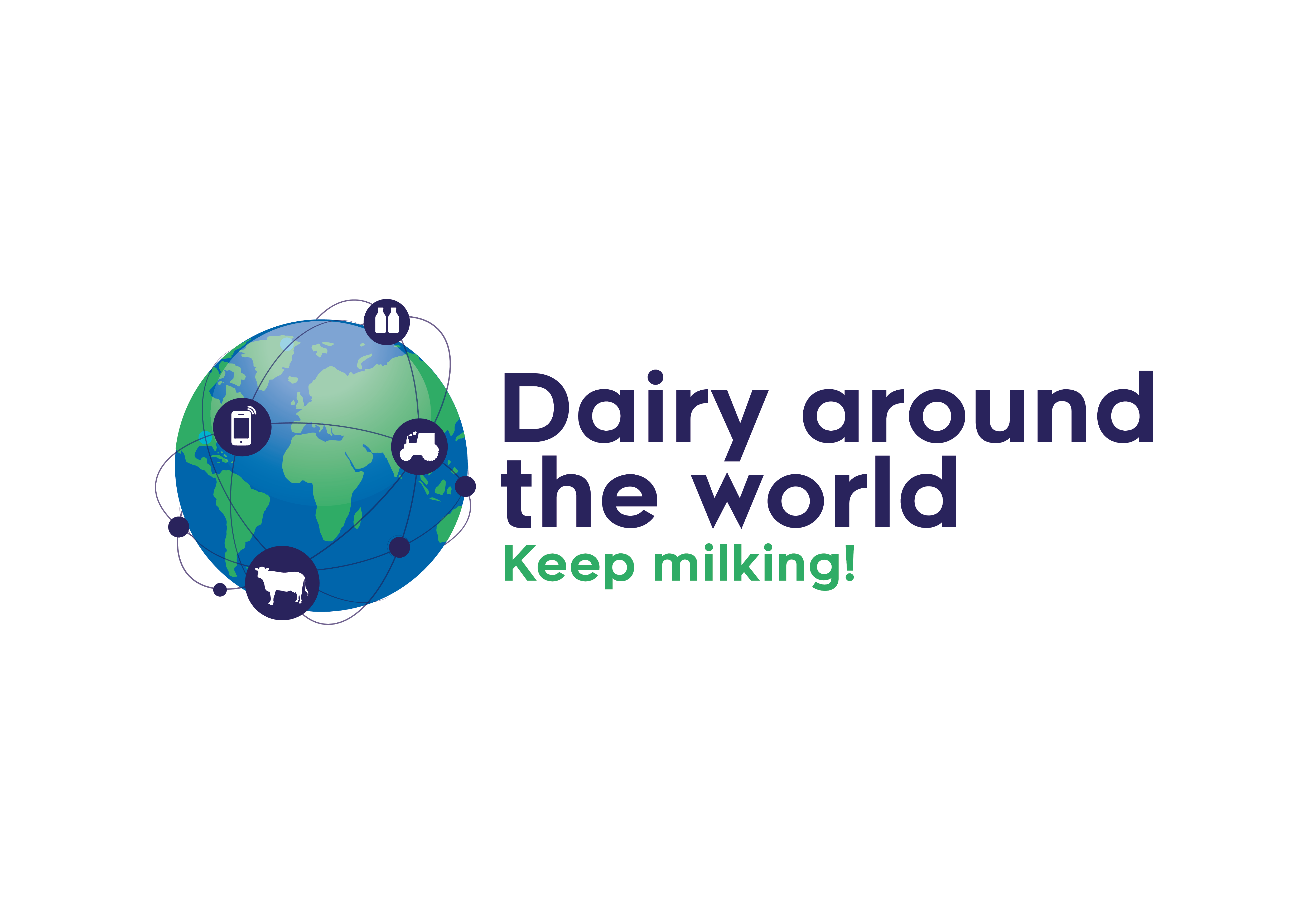 logo dairy around the world