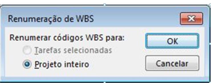 remuneração WBS