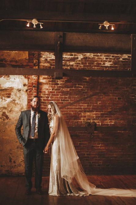Maas Building Wedding Photos Philadelphia