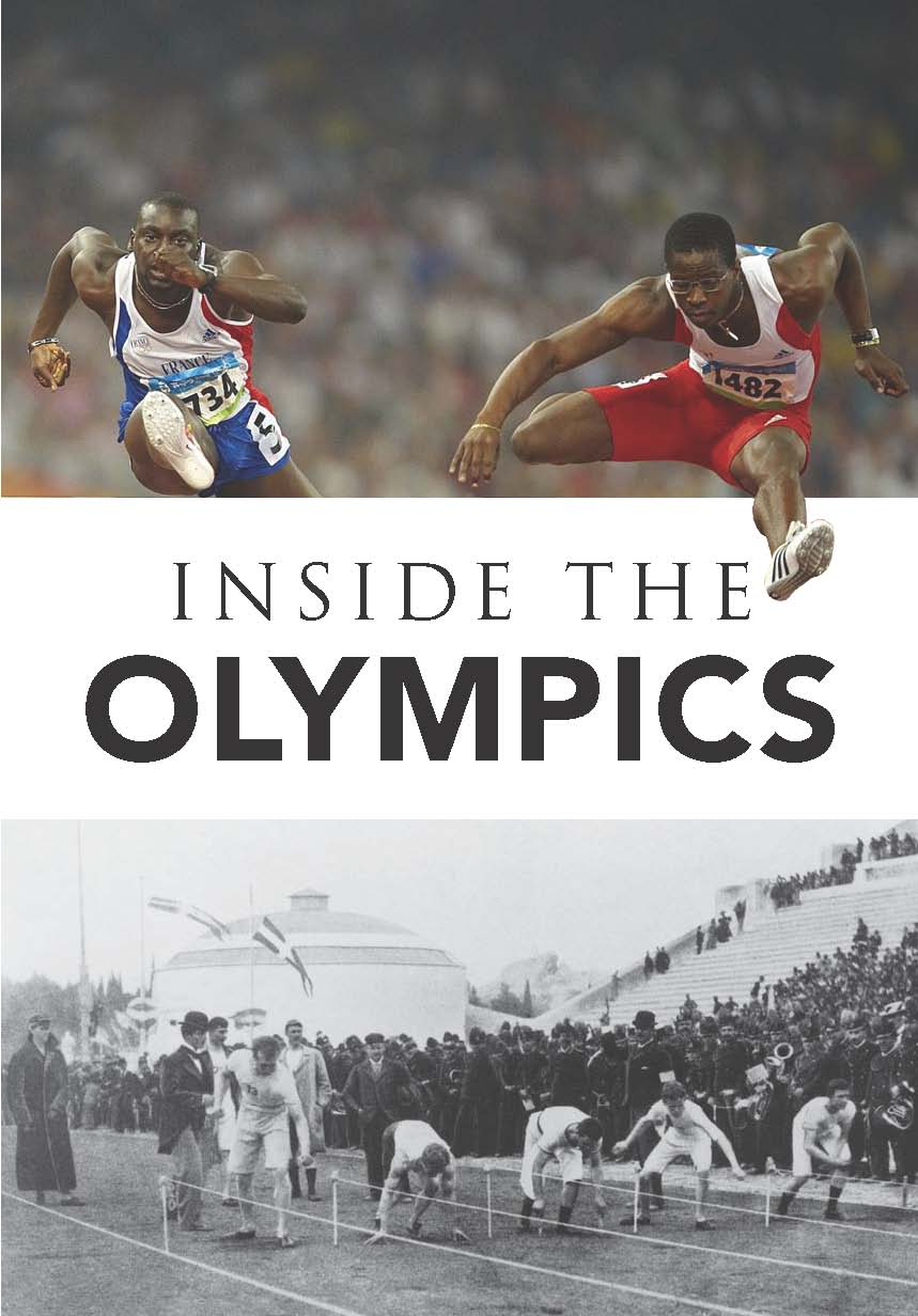 Crowding The Book Truck Inside The Olympics By Nick Hunter border=