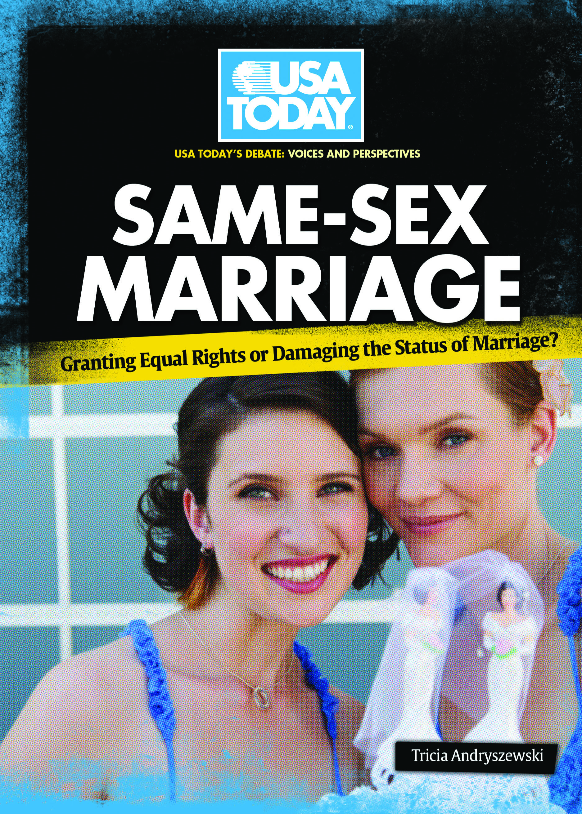 same sex marriage by tricia andryszewski in Madison