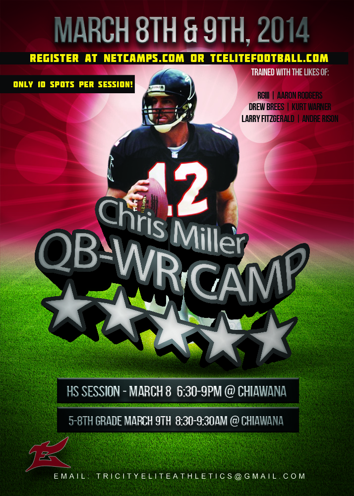 Chris miller qb camp 2014 v2