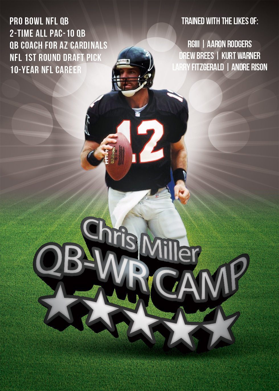 Chris miller qb camp generic