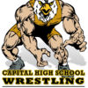 Capital high school boise idaho wrestling eagle %281%29