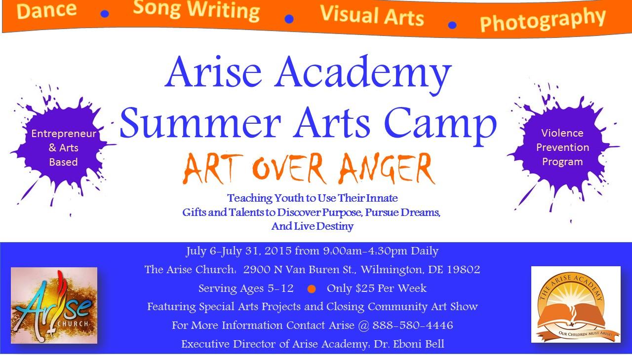 Summer camp flyer jpeg