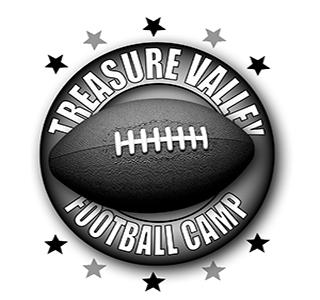 Tv football camp logo small