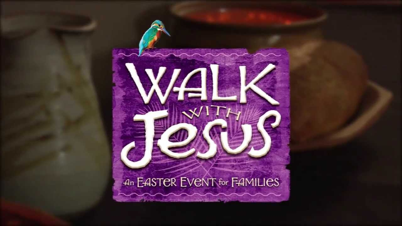 Walk with jesus