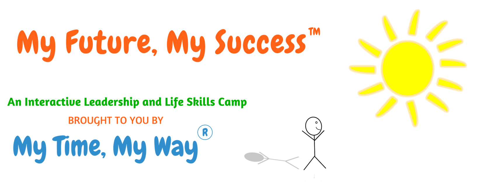 My future  my success logo   transparent