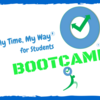 My time  my way for students bootcamp   logo