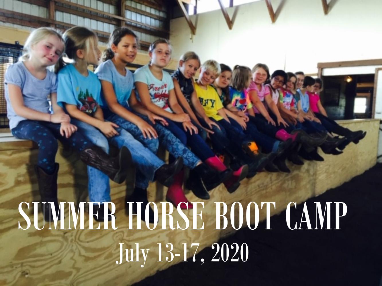 Summer camp wk 5