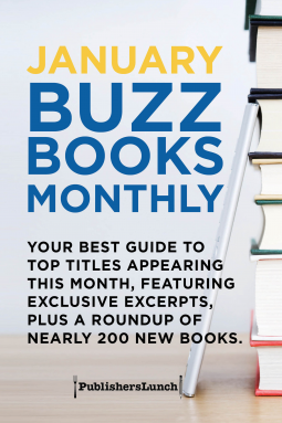 January Buzz Books Monthly Book Cover