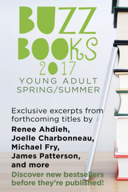 Buzz Books 2017 Young Adult Spring/Summer Book Cover