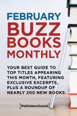 February Buzz Books Monthly Book Cover