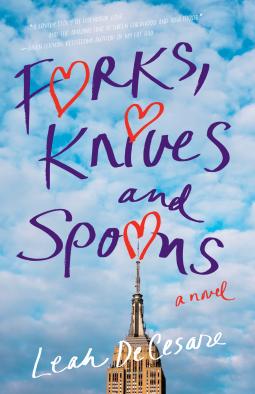 Forks Knives And Spoons Leah Decesare La Biblio De Caro