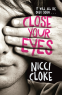 Cover Image: Close Your Eyes