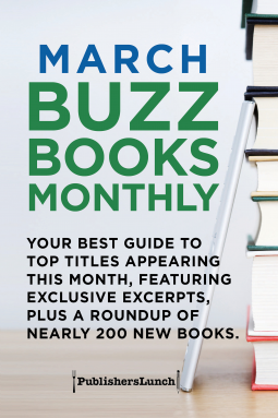 March Buzz Books Monthly Book Cover