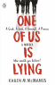 Cover Image: One Of Us Is Lying