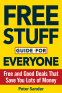 Cover Image: Free Stuff Guide for Everyone Book