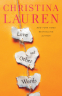 Cover Image: Love and Other Words