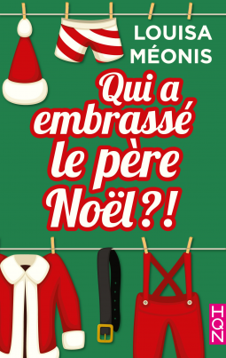 Qui a embrassé le père Noël ?! de Louisa Méonis Cover126418-medium