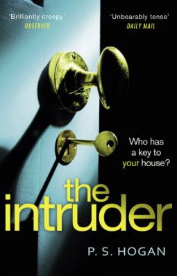 The Intruder Book Cover