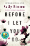 Cover Image: Before I Let You Go