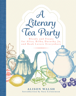 Image result for a literary tea party cover