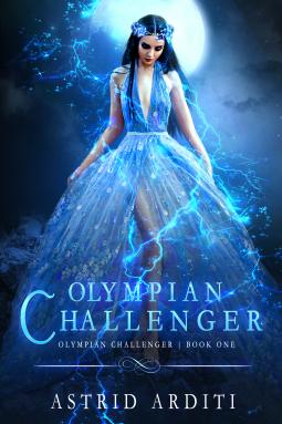Olympian Challenger | Astrid Arditi | 9780998311630 | NetGalley