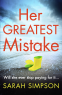 Cover Image: Her Greatest Mistake