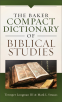 Cover Image: The Baker Compact Dictionary of Biblical Studies
